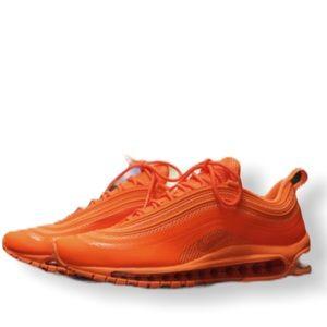 Rare Nike Air Max 97 Air Hyperfuse Total Orange